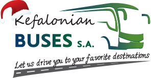 Kefalonian Buses - Let us drive you to your favorite destinations