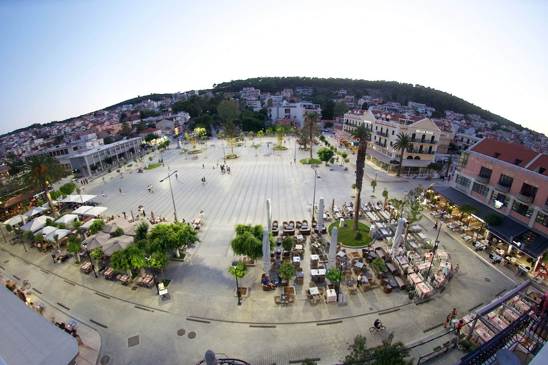 Argostoli Central Square